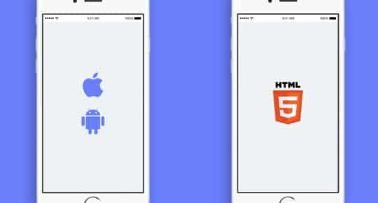 differenza tra app native e app ibride