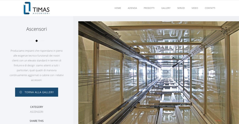 realizzazione sito aziendale wordpress