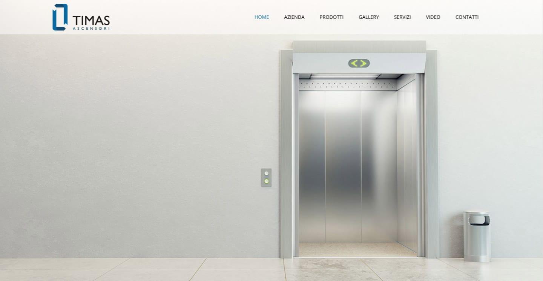 sito aziendale wordpress