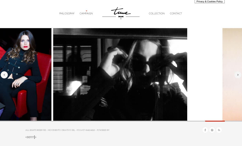 sviluppo sito web per fashion